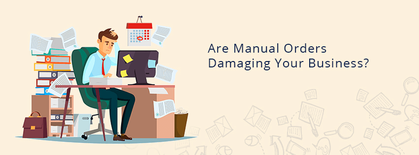 manualorder damaging business