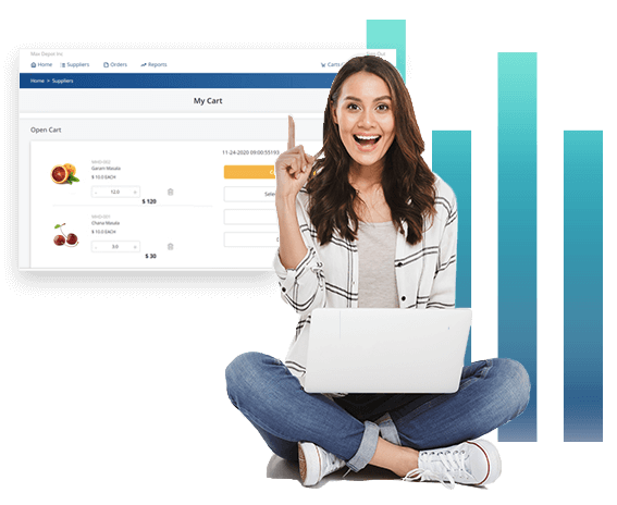 order management and invoice management